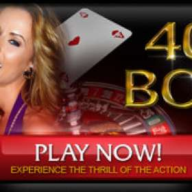 400% Welcome Bonus at Club Gold Casino