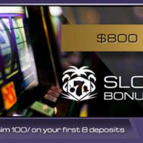$800 Welcome Slot Bonus at Miami Club