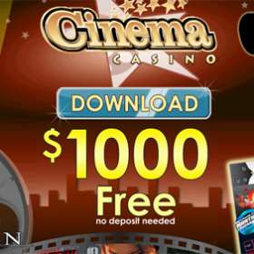 Bonuses of Cinema Casino