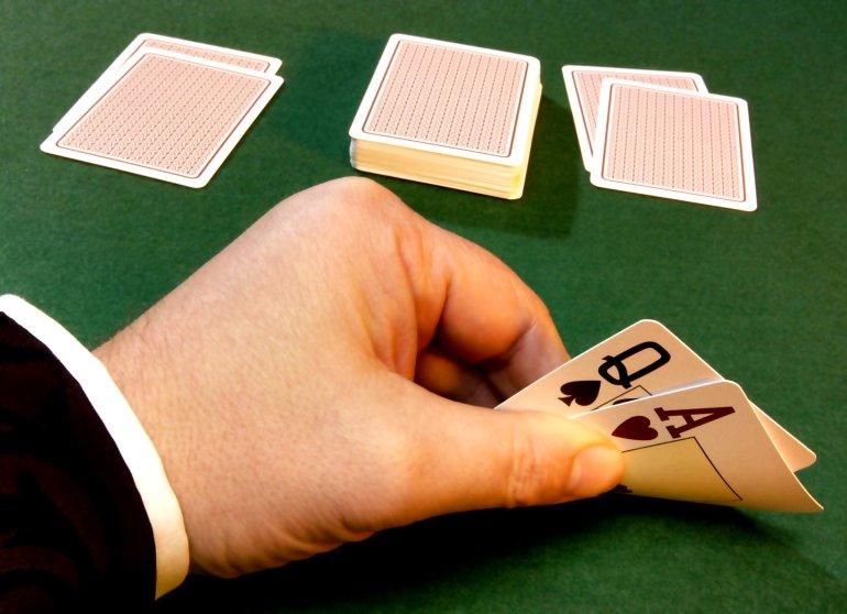 Gambling topics for presentation