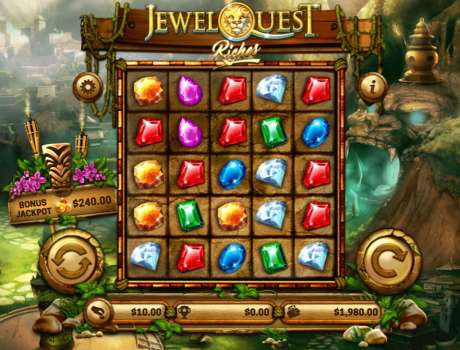 Microgaming Releasing Jewel Quest Riches Slot