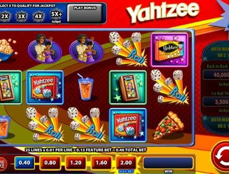 Free Online Yahtzee Slots