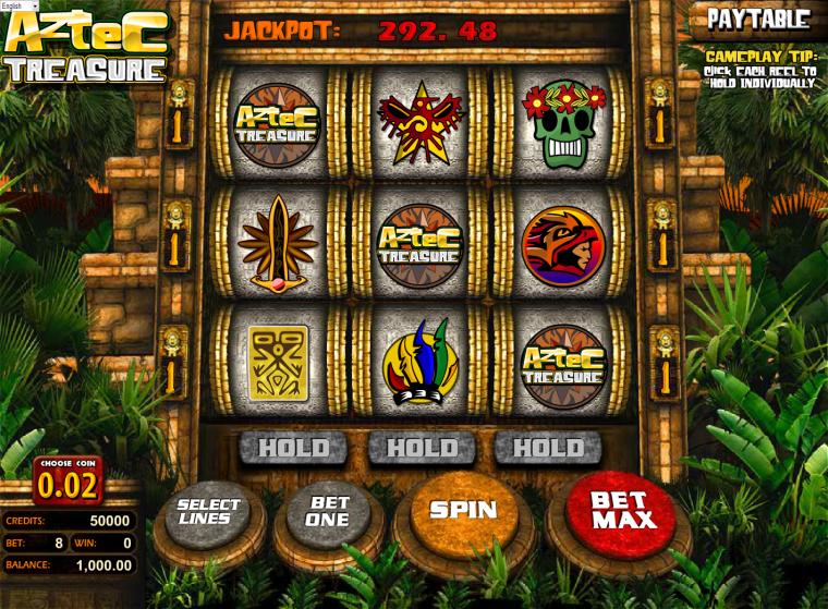 Free Slots Aztec Treasure