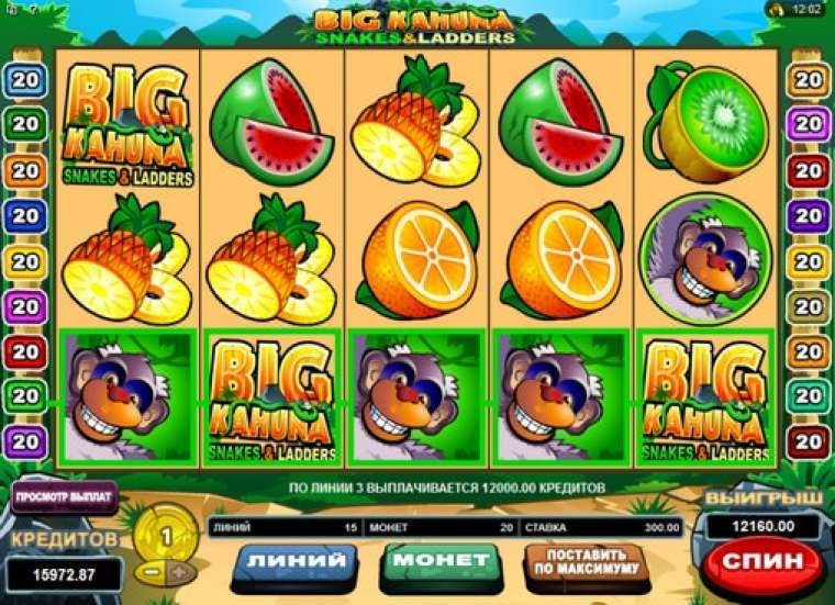 Solitaire big kahuna snakes and ladders slot machine online microgaming discounts bonus discounts]