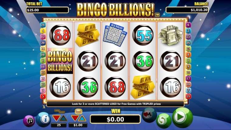 Bingo billions nextgen gaming slot game Kırıkhan