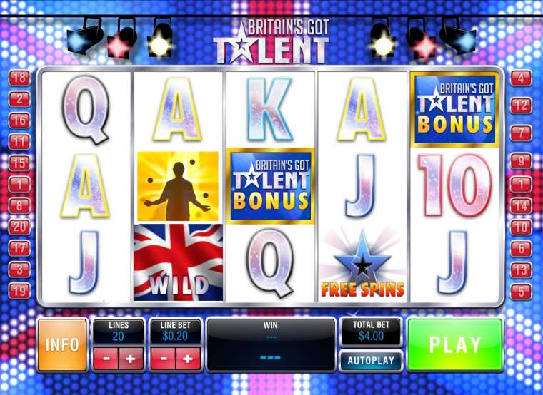Britains got talent playtech casino slots codes offline jewel