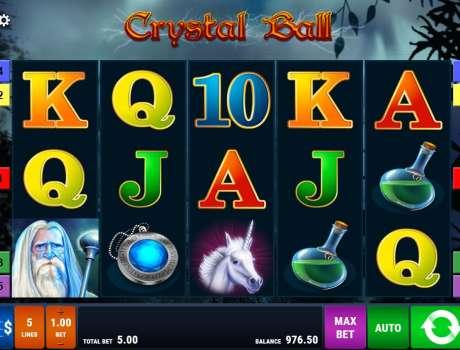 Crystal ball slot machine online bally wulff Vakfıkebir
