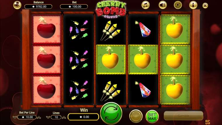 Spiele Cherry Bombs - Video Slots Online