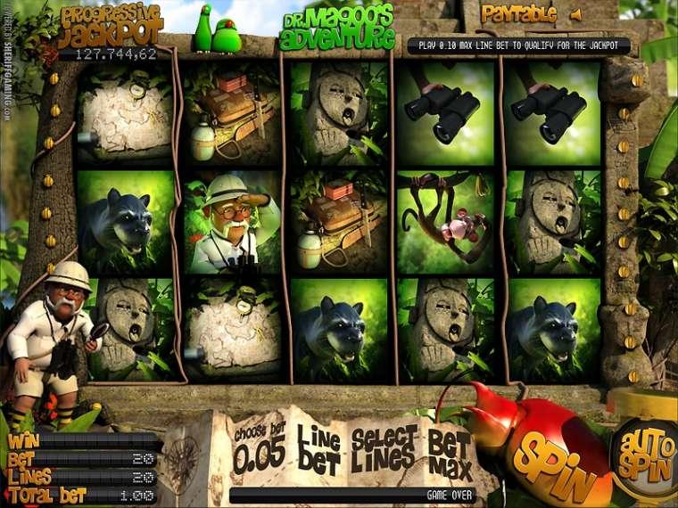 Spiele Dr. MagooS Adventure - Video Slots Online