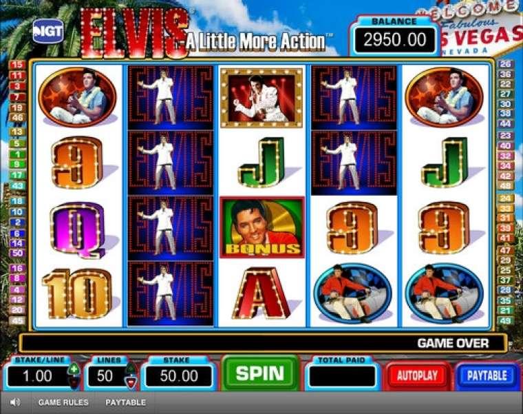 Elvis Slot Machine Play Free