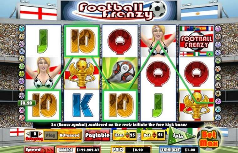 Football Frenzy Online