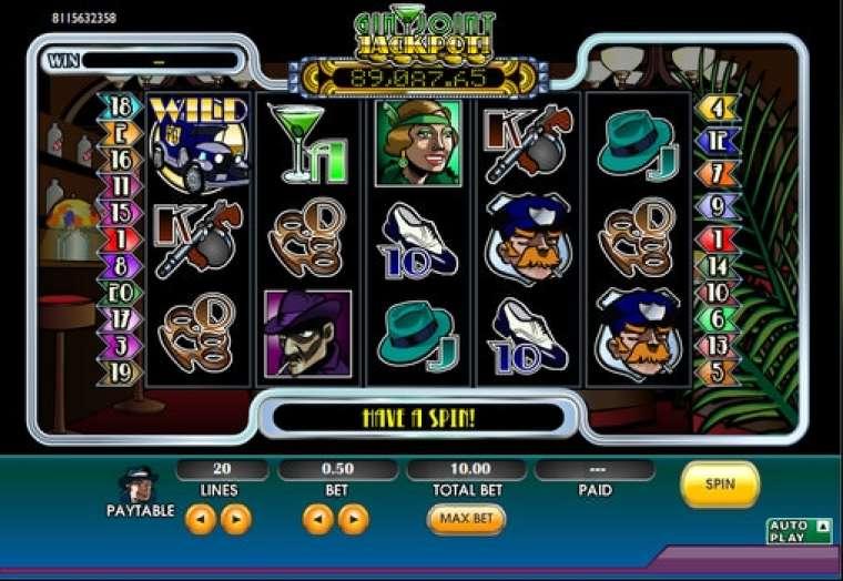 Gin Joint Jackpot Slot Machine