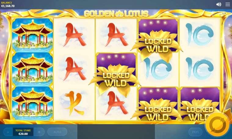 Free Slot Games Golden Lotus