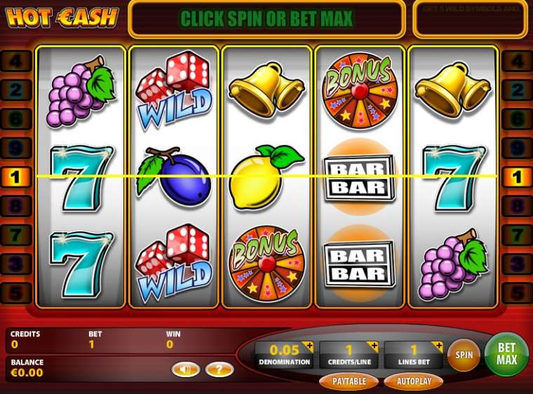 Cash Slots Online