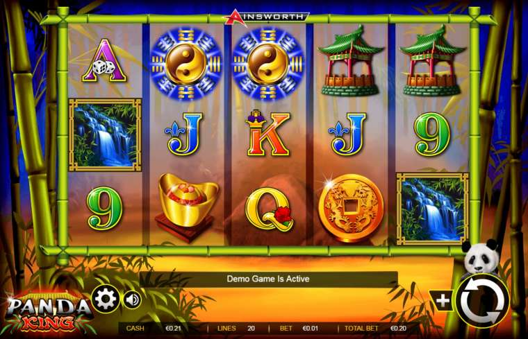 Spiele Panda King - Video Slots Online