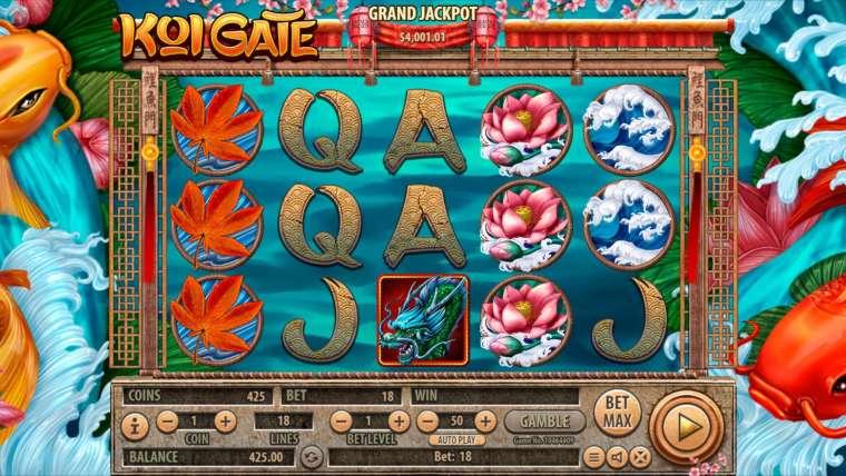 Koi Gate Slot Machine