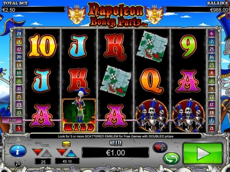 Spiele Napoleon Boney Parts - Video Slots Online