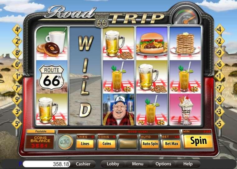 Road Trip Max Ways Slot Machine