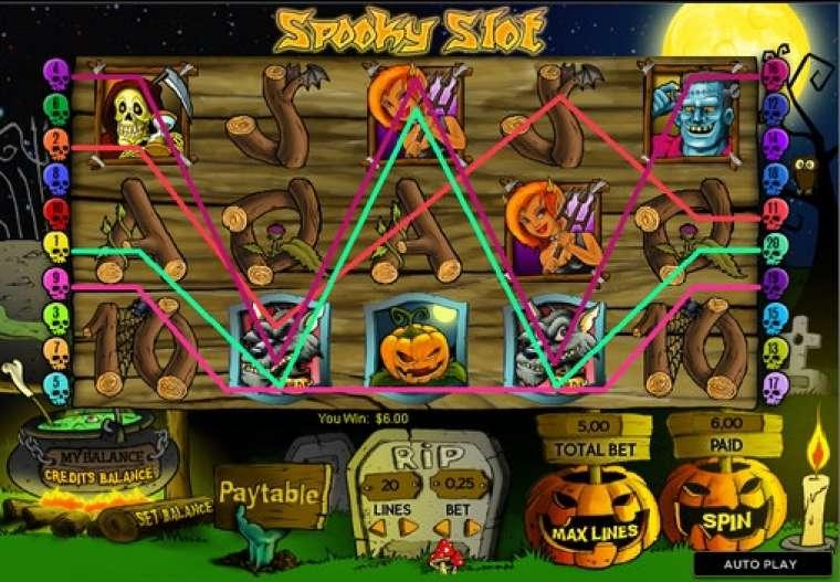 Spooky Slots