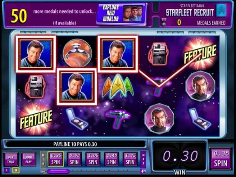 Star Trek Red Alert Slot Machine