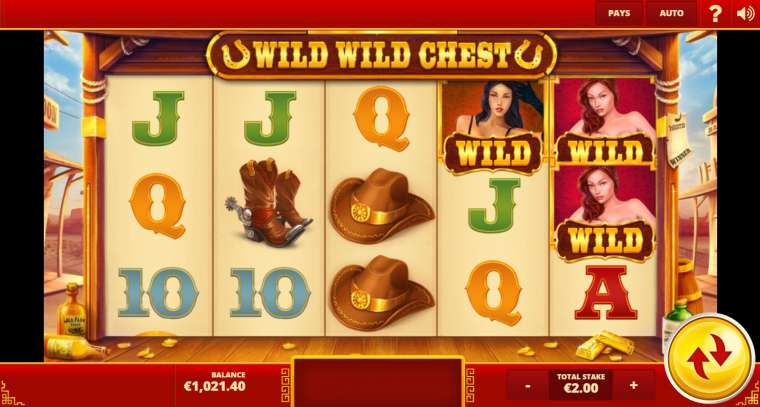 Wild Wild Chest Slot Machine