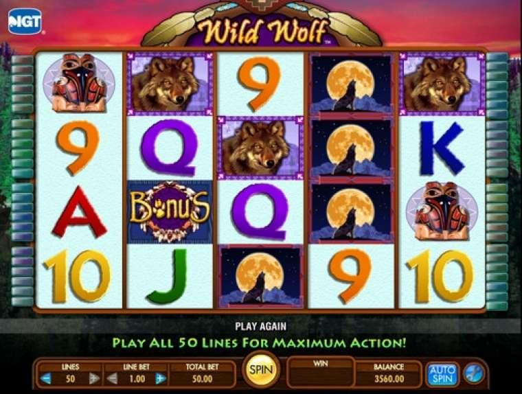 Wild Wolf Casino Game