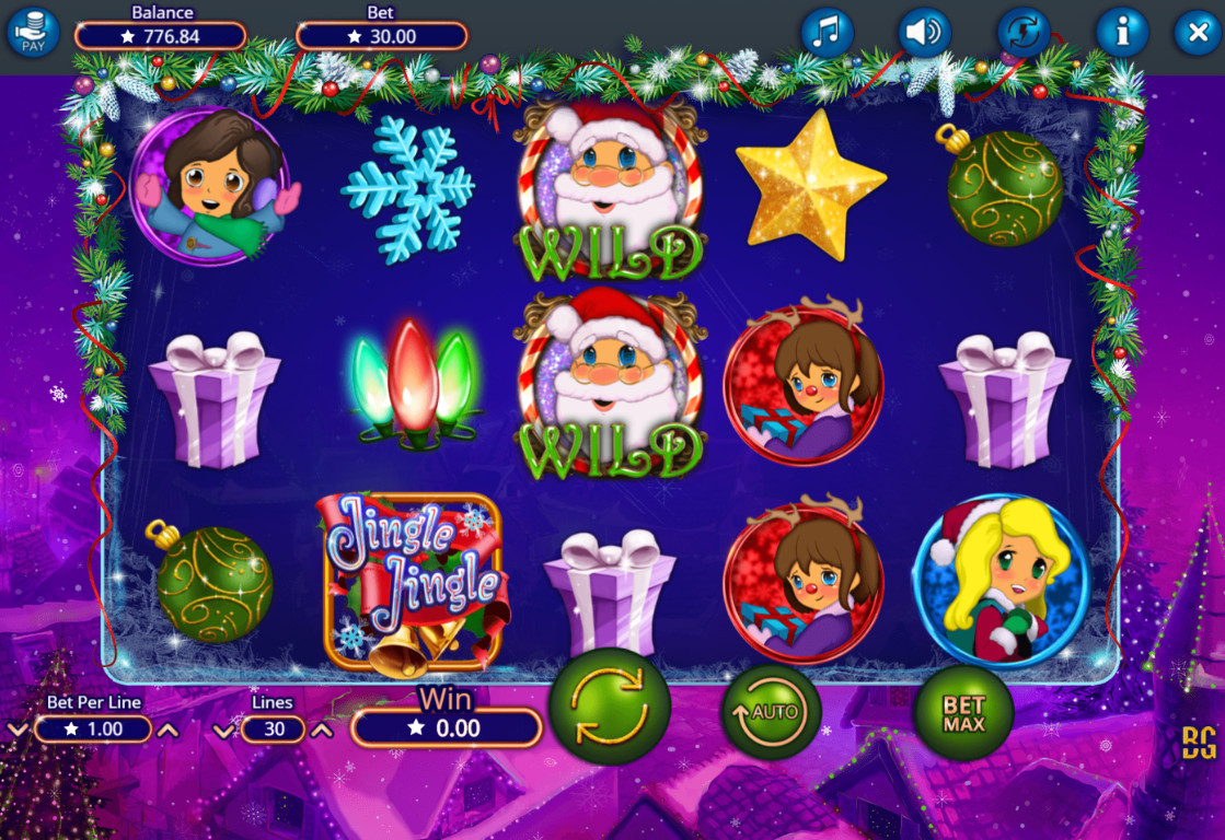 Jingle Jingle slot machine