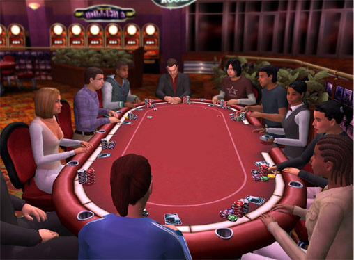 For more virtual players sitting at the table