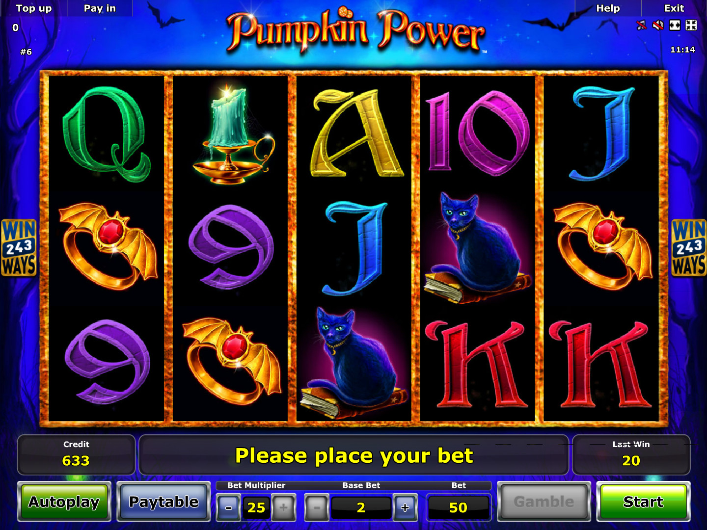 Slot Machines for Halloween