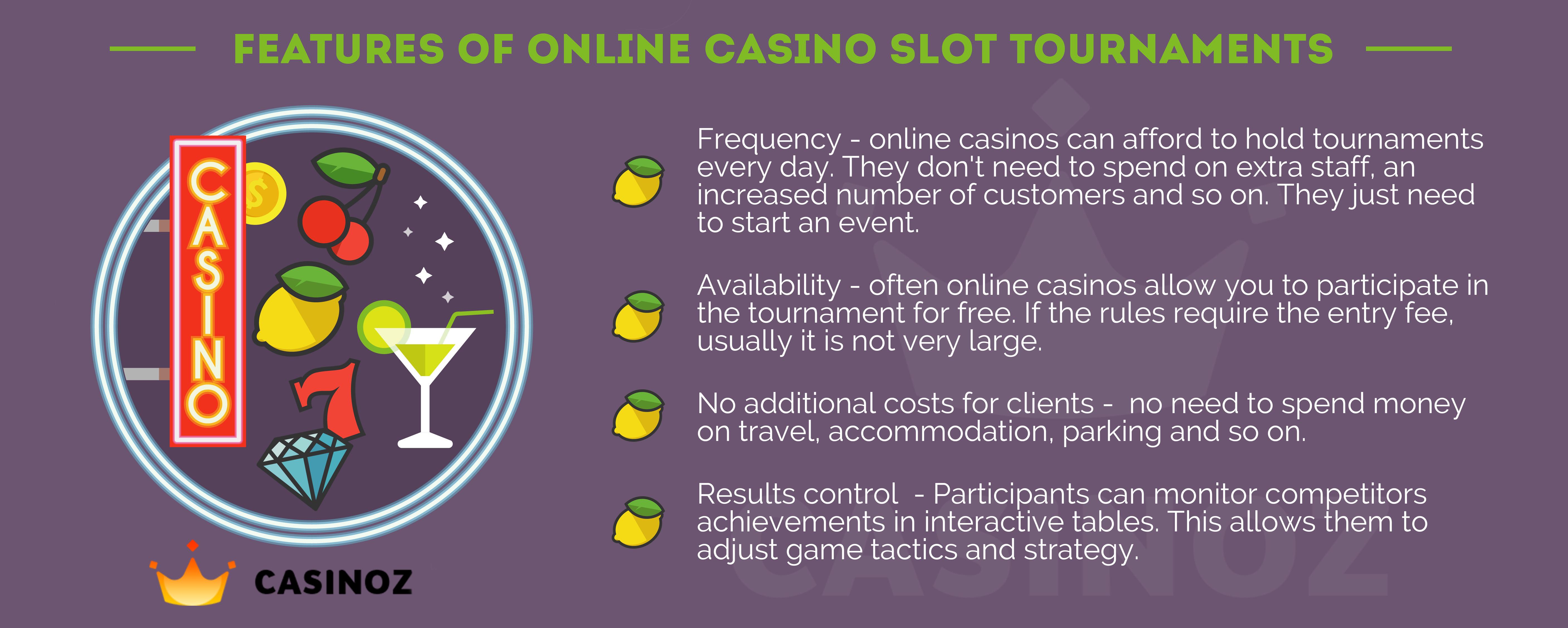 Free Online Slot Tournaments