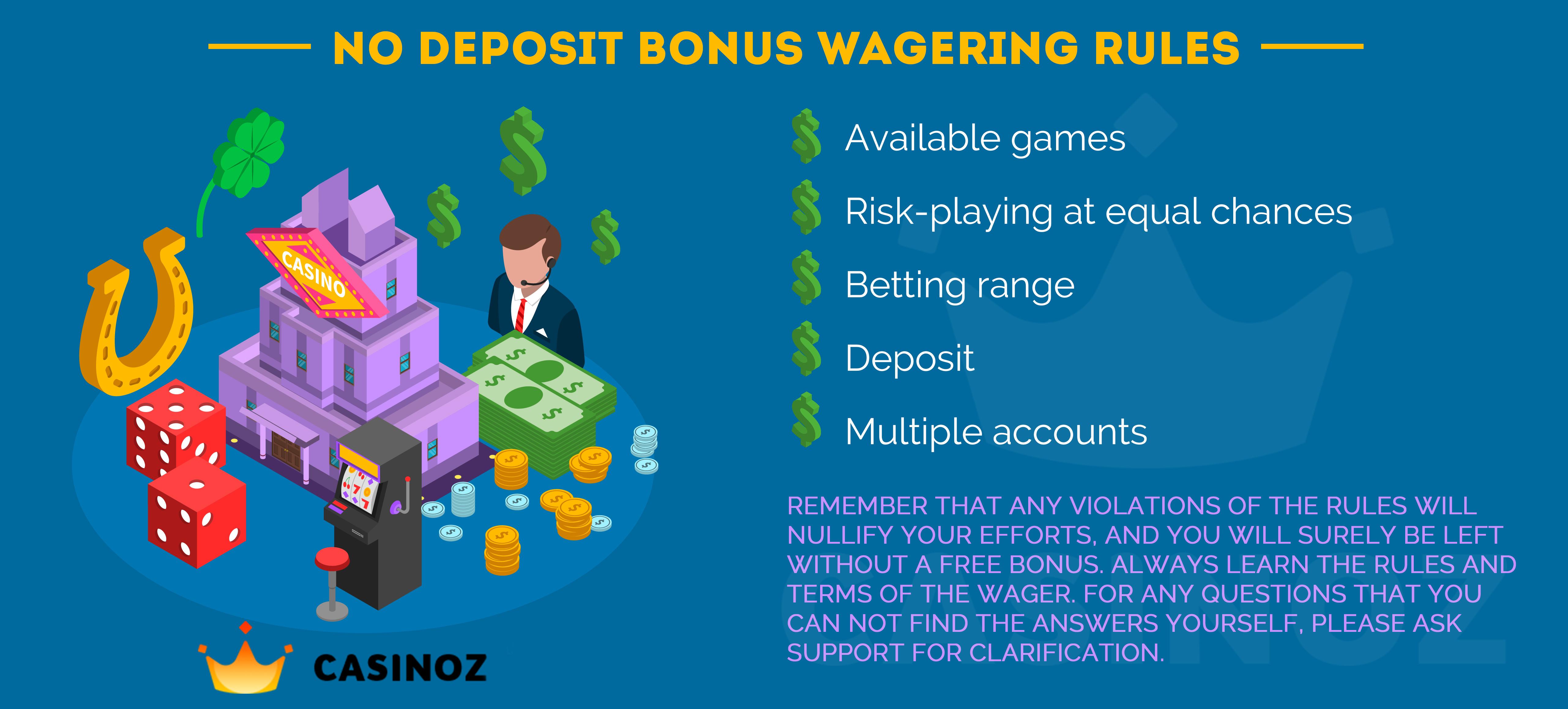 Best No Deposit Bonuses 20 October   Casinoz