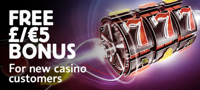 Free Bonus at Betfair Casino