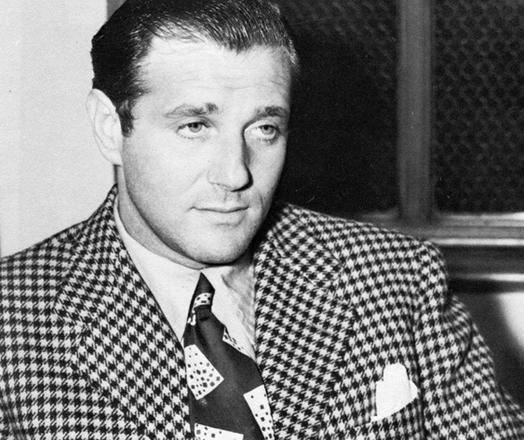 bugsy siegel is the most charming gangster in the history of las