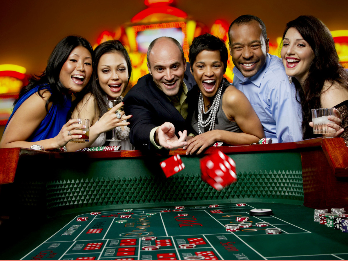 Happy Craps Players