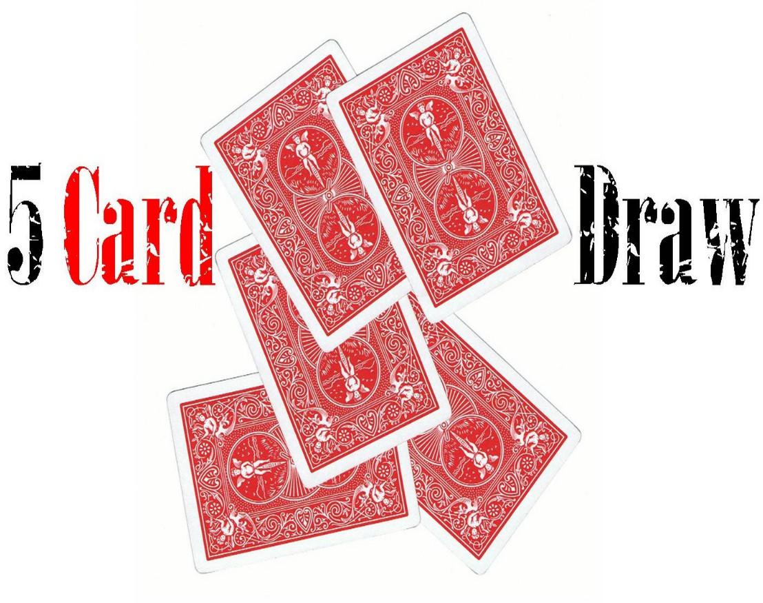 Draw Poker Poker Games Rules At Casinoz