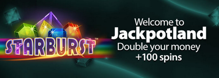 Bonuses at Jackpotland Casino