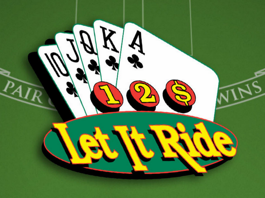 Let It Ride Poker - Let it Ride