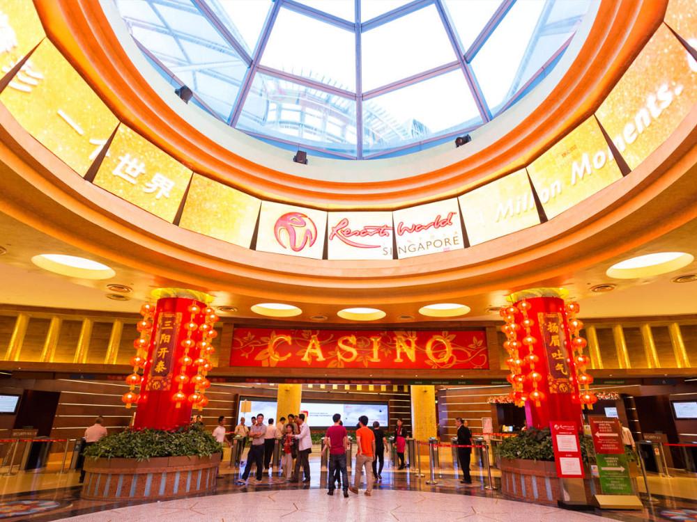 Singapore Dollars Casinos