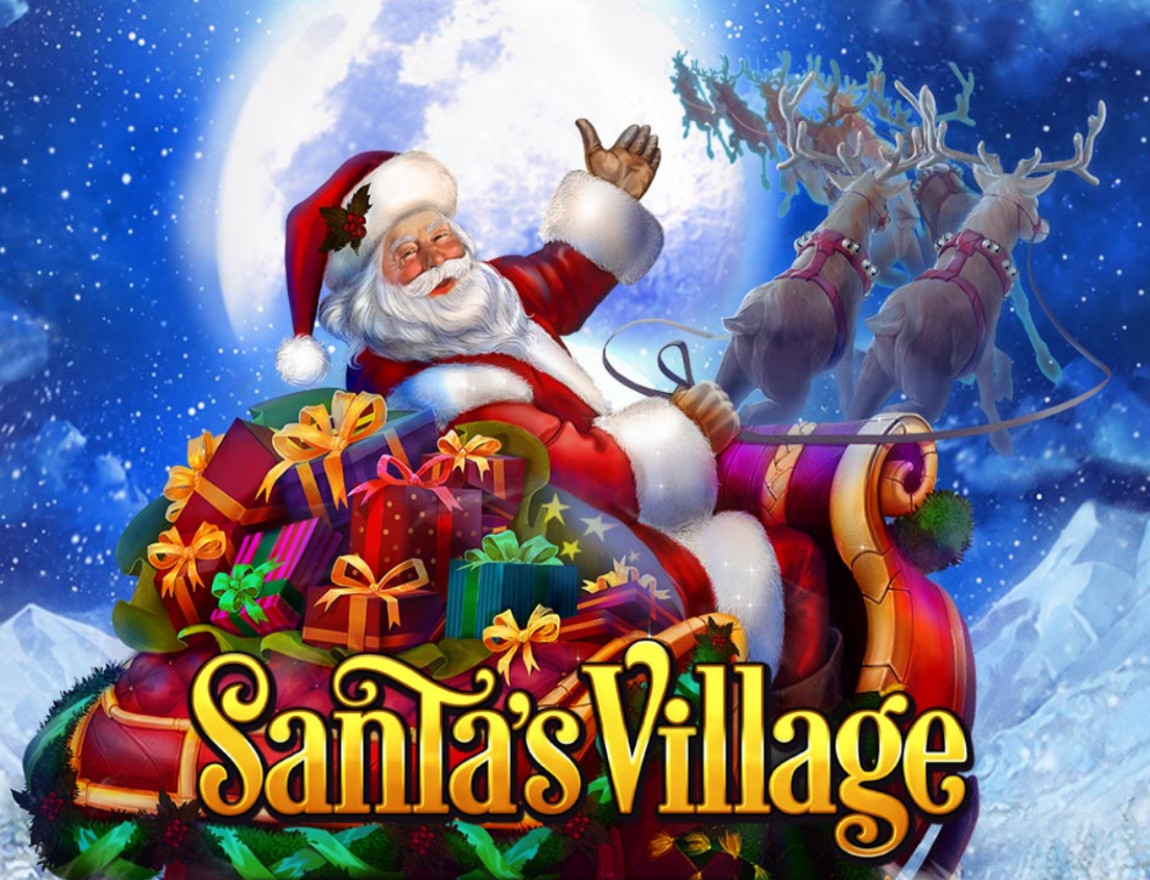 Santa's Village Habanero slot machine