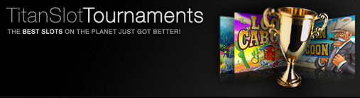 Slot tournaments of Titan Casino